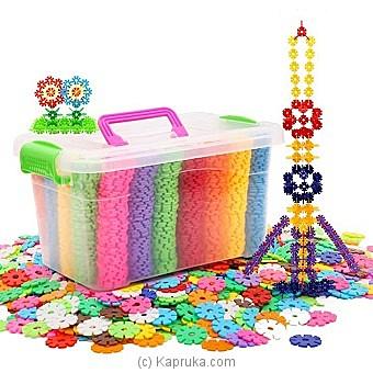 Inter Locking Plastic Disc Set Online at Kapruka | Product# kidstoy0Z728