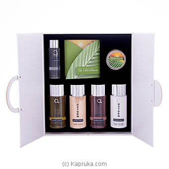 O2 Oxygen Bath Essentials Luxury Gift Set Online at Kapruka | Product# cosmetics00329