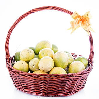 Passion Fruit Basket Online at Kapruka | Product# fruits00134