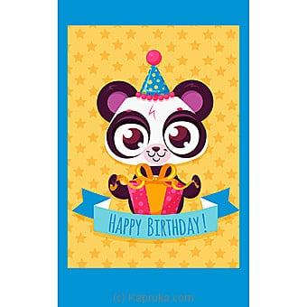 Birthday Greeting Card Online at Kapruka | Product# greeting00Z1589