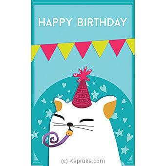 Birthday Greeting Card Online at Kapruka | Product# greeting00Z1599