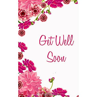 Get Well Soon Card Online at Kapruka | Product# greeting00Z1587