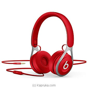 Beats EP Wired On-ear Headphone - Red Online at Kapruka   Product# elec00A1210