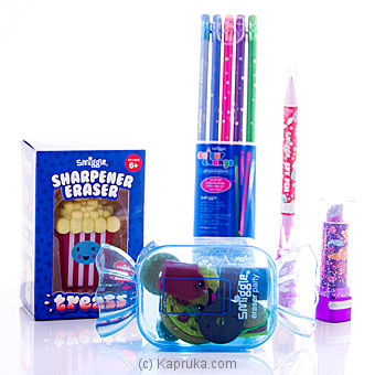 Smiggle Stationary Gift Pack Online at Kapruka | Product# childrenP0325