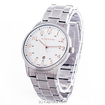239c07e8f Online Price Giordano Gents Watch Direct Imports - Kapruka