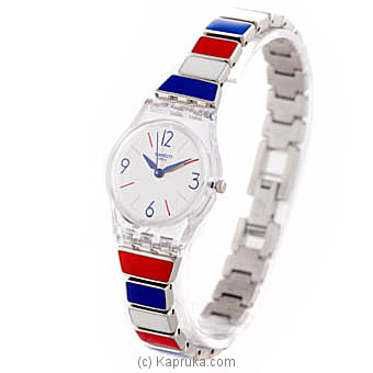 Swatch Miss Mariniere Ladies Watch Online at Kapruka | Product# jewelleryW00588