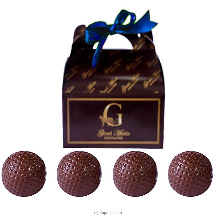 Chocolate Golf Balls(gmc) Online at Kapruka | Product# chocolates00633
