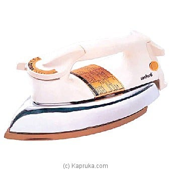 Sanford Dry Iron (SF21DI) Online at Kapruka | Product# elec00A1227