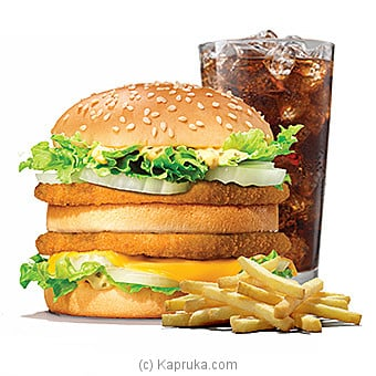 Big King Chicken Meal -at Kapruka Online forspecialGifts