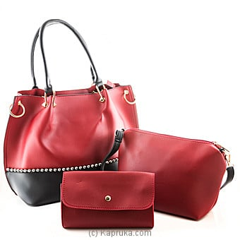 Pretty Women Ladies Handbag Online at Kapruka | Product# fashion00748