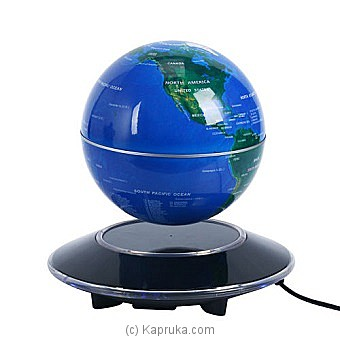 Magnetic Levitation Floating Globe Online at Kapruka | Product# ornaments00526