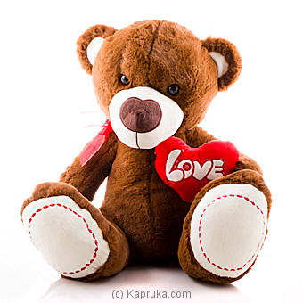 Brownie Bear Online at Kapruka | Product# softtoy00510