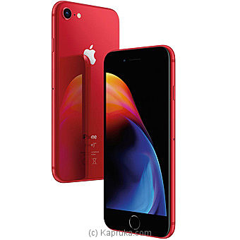 Iphone 8 256GB (red) Online at Kapruka | Product# elec00A1331