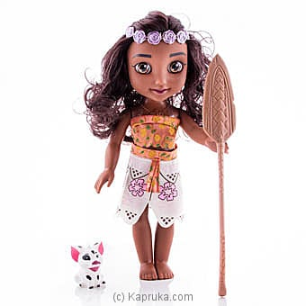Disney`s Moana Singing Adventure Doll at Kapruka Online for specialGifts