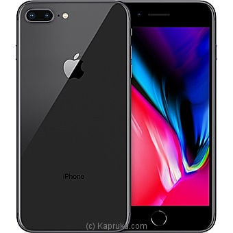 Iphone 8 Plus 256GB - Space Gray Online at Kapruka | Product# elec00A1329