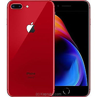 Iphone 8 Plus 64GB (red) Online at Kapruka | Product# elec00A1328