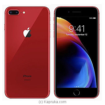 Iphone 8 Plus 256GB (red) Online at Kapruka | Product# elec00A1327