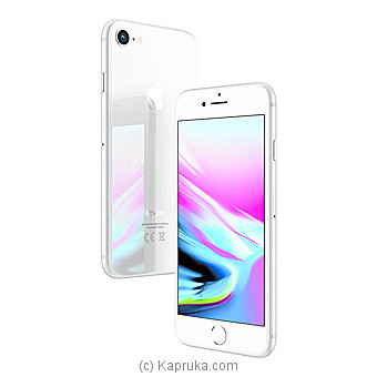 Iphone 8 64GB - Silver Online at Kapruka | Product# elec00A1333