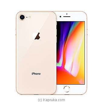 Iphone 8 64GB - Gold  Online at Kapruka | Product# elec00A1334