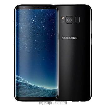 Samsung Galaxy S8 64GB - Midnight Black Online at Kapruka | Product# elec00A1341