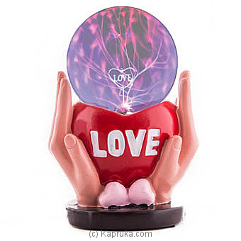 Love Touch Plasma Ball Online at Kapruka | Product# ornaments00529