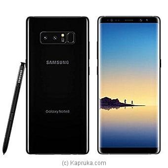 Samsung Galaxy Note 8 64GB - Midnight Black Online at Kapruka | Product# elec00A1352