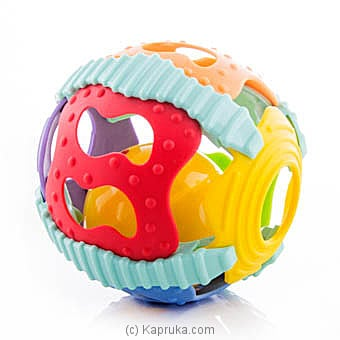Kapruka Online Shopping Product Musical Rubber Fitness Ball