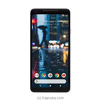 Pixel 2 XL 128GB Black Online at Kapruka | Product# elec00A1372