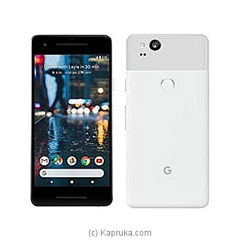 Pixel 2 32GB Clearly White Online at Kapruka | Product# elec00A1366