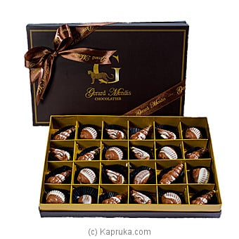 Seashells 24 Piece Chic Paperboard Chocolate Box(gmc) Online at Kapruka | Product# chocolates00662