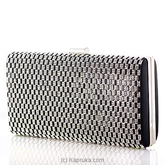 Sparkling Crystal Evening Clutch Online at Kapruka | Product# fashion00802