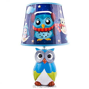 Owl Kids Lampshade Online at Kapruka | Product# household00294