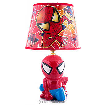 Spider Man Kids Lampshade Online at Kapruka | Product# household00295
