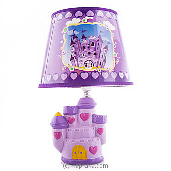 Fairy Castle Kids Lampshade Online at Kapruka | Product# household00296