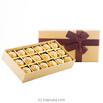 Sweet Wishes 18 Piece Ferrero Chocolate Gift Box Online at Kapruka | Product# chocolates00670