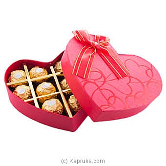 Truly Devoted Ferrero Chocolate Box Online at Kapruka | Product# chocolates00665