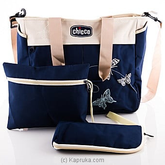 Chicco Butterfly Baby Bag Online at Kapruka | Product# babypack00280