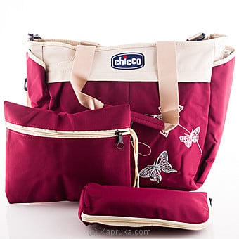 Chicco Butterfly Baby Bag Online at Kapruka | Product# babypack00288