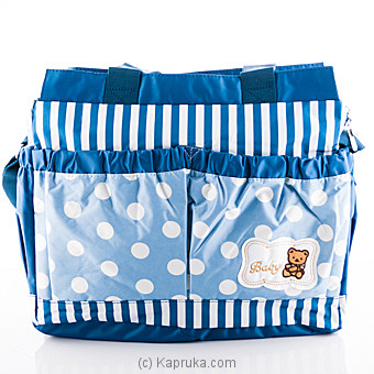 Little Bear Blue Baby Bag By FIRST SMILE at Kapruka Online forspecialGifts