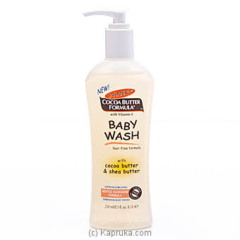Palmer`s Cocoa Butter Formula Baby Wash- 250ml at Kapruka Online for specialGifts