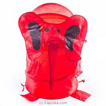 Popup Children`s Laundry Bag Red Online at Kapruka | Product# household00314