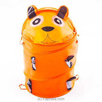Offers Of Popup Children S Laundry Bag Orange Direct Imports Kapruka