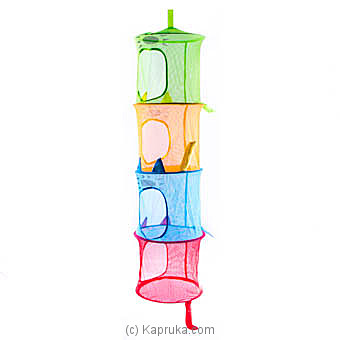 4 Tier Hanging Kids Storage Bag Online at Kapruka | Product# household00319