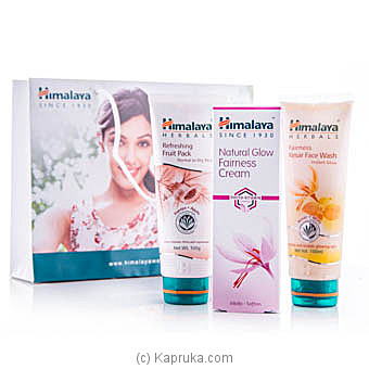 Himalaya Fairness Gift Pack at Kapruka Online for specialGifts