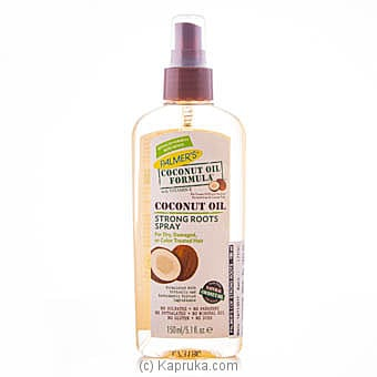 Palmer`s Coconut Oil Strong Roots Spray 150ml Online at Kapruka | Product# cosmetics00356