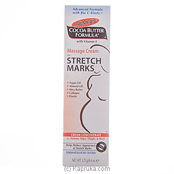 Palmer`s Cocoa Butter Stretch Mark Cream 125g at Kapruka Online for specialGifts