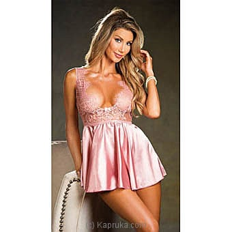 Sexy Baby Doll-Dusty Rose Small Online at Kapruka | Product# clothing0519_TC1