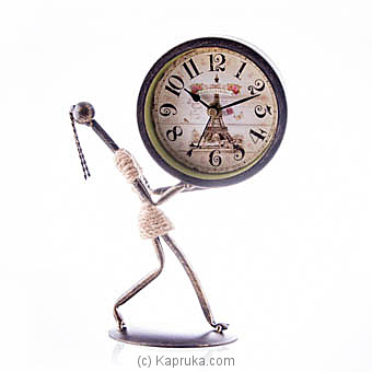 Vintage Drummer Clock at Kapruka Online for specialGifts