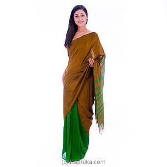 Handloom Cotton Saree at Kapruka Online for specialGifts