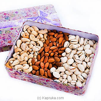 Deluxe Mixed Nuts Online at Kapruka | Product# seasonal00299